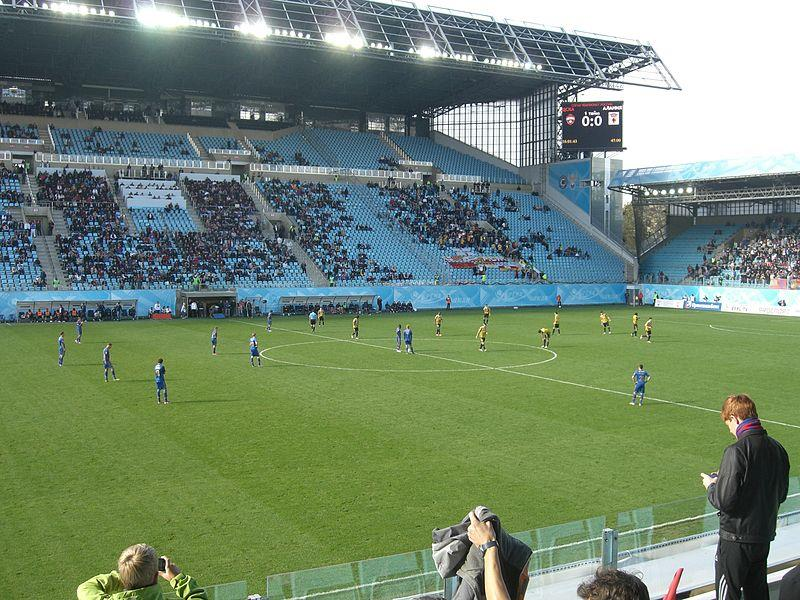 Khimki Arena - PowerGrass<sup><span></span></p><p>®</sup> test